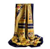 Kundenspezifischer Silk Schal mit Fransen/Troddeln für Damen
