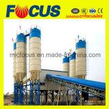 grande cemento 120m3/H ed impianto di miscelazione concreto Hzs120