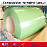 Niedriger Preis-Farbe PPGI PPGL strich Stahlblatt der ring-DC51D an