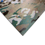 Revêtement de couleur imprimée feuille en aluminium avec motif de camouflage
