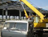 Uzbekistan-Stahlkonstruktion-logistisches Lager