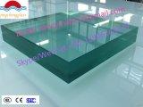 vidrio Tempered de la seguridad Inferior-e clara del flotador de 6.38m m con la fábrica