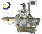 Machines plates automatiques à grande vitesse d'étiquette