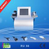 Máquina profissional de emagrecimento com dissipador de gordura com vácuo ultra-sônico de RF RF