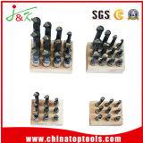 Barre d'alésage en bois de Gobalt HSS de stand (6PCS/Set)