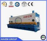 Machine de découpe de la guillotine hydraulique avec contrôleur Estun E21S