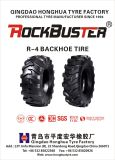 Guter zerreißender industrieller Löffelbagger-Reifen des Widerstand-R-4