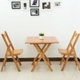 작은 아파트 대나무 접의자를 위한 디자인