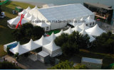 300 человек алюминиевая рама пролет Группа Палатка для фестивалей