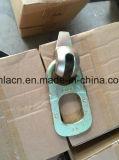 Produtos prefabricados de betão Spead Fixação de Elevação da Embreagem do Anel de ancoragem para acessórios de placas