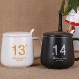 Nuova tazza di caffè di ceramica della tazza di Cina di osso di alta qualità