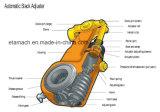 OEM Standard 65172とのブレーキ部分Truck及びTrailer Automatic Slack Adjuster
