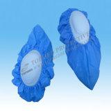 Cubierta disponible médica del zapato de la prueba del agua del PE de la fuente de la fábrica