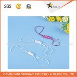 Banheira de vender roupas etiqueta Acessórios de vestuário Personalizado Hang Tag string