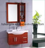 純木の浴室用キャビネットの純木の浴室の虚栄心(KD-422)