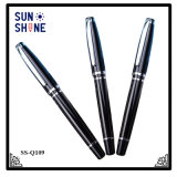 Heavy signature logo personnalisé de luxe de plume stylo en métal