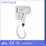 Mini fissato al muro Hotel Bathroom 1200W variopinto Hair Dryer con Plug