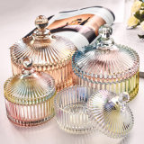 Design de luxe Sugar Bowl Storage Candy Jar (JZ509)