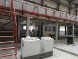 Machine bon marché personnalisée de fabrication de papier de panneau des prix