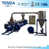 Machine en plastique Co-Tournante d'extrusion de feuille de vis jumelle de Tengda