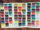 Azione della piega di seta chiffone, colori pronti chiffoni di seta. Diagrammi di colore chiffoni di seta