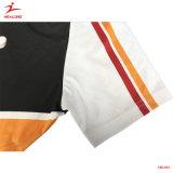 Großhandelschina-Spitzenverkauf kleidet Sublimation-kundenspezifische Mann-Polo-Hemden