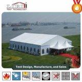 屋外のイベントのためのアルミニウム明確なスパンが付いている40X70イベントのテント