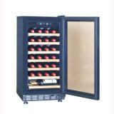 Нет шума Auto-Defrost нержавеющая сталь винный холодильник