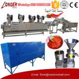 Machine de développement de /poivron de sauce professionnelle à poivron rouge