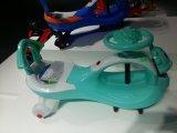 O carro do brinquedo do carro da torção do carro das crianças novas/do carro balanço do bebê/equitação do bebê
