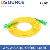 Одномодовый многомодовый кабель питания исправлений оптического волокна