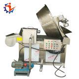 En acier inoxydable SUS Pani Puri machine de cuisson