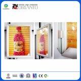 屋内および屋外のガイディングライトボックスを広告する正方形の防水アルミニウム
