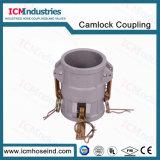 Tipo accoppiamento dell'accoppiatore rapido di Dd del riduttore DIN2828/Camlock del tubo flessibile