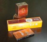 Tee-Karton-Tabak-Karton-Zellophan-Verpackung-Maschinerie