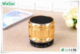 Fabrik-Preis für metallischen drahtlosen MiniBluetooth Lautsprecher mit Radio TF-Card/FM (WY-SP04)