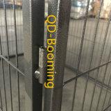 En plein essor soudure légers filets à mailles métalliques chien Parc