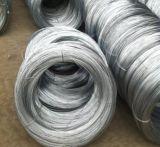 Fil galvanisé/fil de fer galvanisé/fil de liaison/0.13mm à 4,0 mm en usine