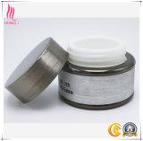 Vaso crema di alluminio vuoto alla moda 15ml