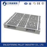 stapelbare Plastikladeplatte 1400X1200 für Mehl-Speicher