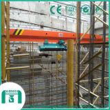 Кран модельного электрического одиночного прогона Ld 10 тонн надземный