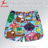 Il disegno di modo di Healong copre gli Shorts della spiaggia degli uomini di sublimazione da vendere