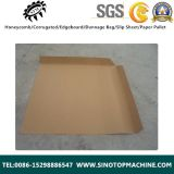 Resistente al agua, Papel Kraft marrón Slipsheet reutilizables para el palet