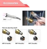 Hete New Fractional rf Micro Needles voor Skin Maintenance en anti-Wrinkle Beauty Equipment met Ce Approved (MR16-3S)