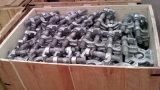 Galvanisierter Stahlversandbehälter, der die Brücken-Befestigung geschmiedet peitscht