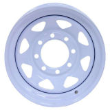(8-165.1) стальная оправа колеса трейлера 16X7
