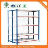 Visor do sistema de aço de alta qualidade de rack de supermercados