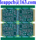 Placa de circuito impresso da Camada 2 com HASL isento de chumbo