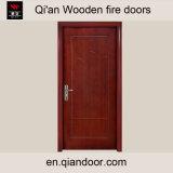 Porta de madeira Polished porta de madeira dada polimento do MDF do abeto