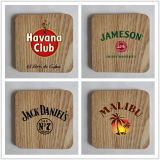 Natura Wooden Coaster con Highquality